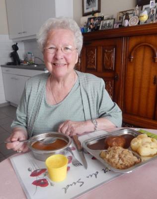 Verse maaltijden aan huis
